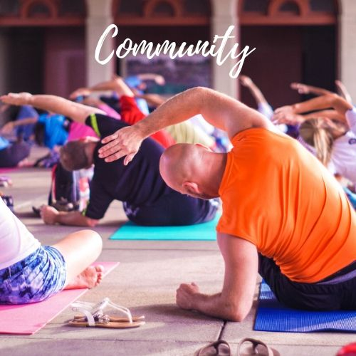Community Events, Classes and Workshops